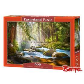 Castorland 052875 Forest stream of light