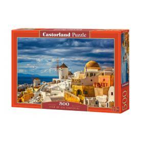 Castorland 052905 View of oia Santorini