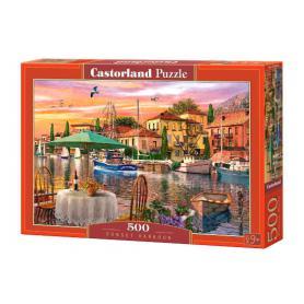 Castorland 052912 Sunset Harbour