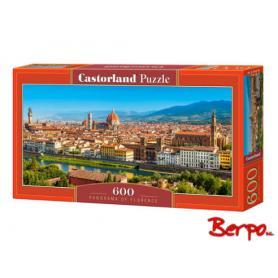 Castorland 060078 Puzzle Panorama Florencji