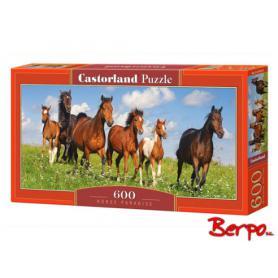 Castorland 060351 Puzzle Konie