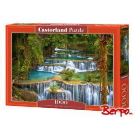 Castorland 103782 Puzzle Wodospady kaskadowe