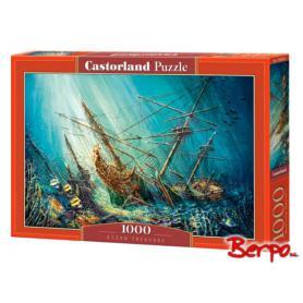 Castorland 103805 Puzzle 1000 el. Zatopiony okręt