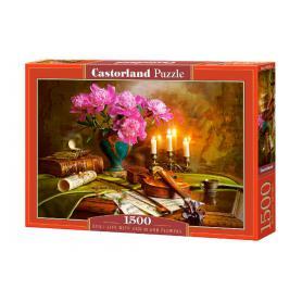 Castorland 151530 Still Life with Violin