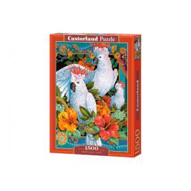 Castorland 151714 Puzzle Tropical trio