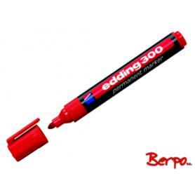 Edding marker czerwony 390571