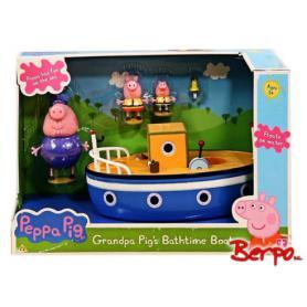 IMC TOYS Peppa łódka z 3 figurkami 050603