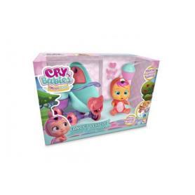 IMC TOYS 097957 Cry Babies Wózek Fancy