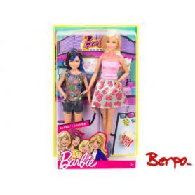 MATTEL DWJ65 Barbie & Skipper w kinie