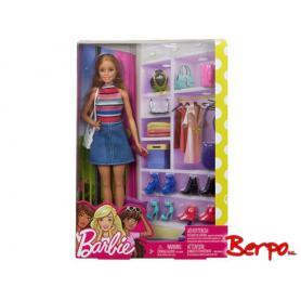 MATTEL FVJ42 BARBIE lalka z akcesoriami