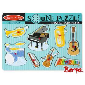 Melissa & Doug 10732 Puzzle Grający instrumenty