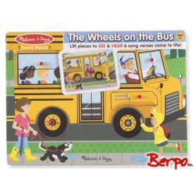 Melissa & Doug 10739 Puzzle Grający autobus