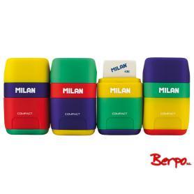 Milan Temperówko-gumka Compact 048077