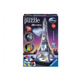 Ravensburger 1255203 Puzzle 3D Wieża Eiffla