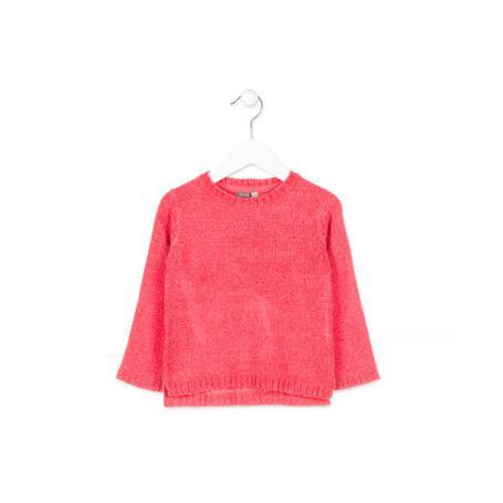 LOSAN 188477 Sweter dziewczęcy rozmiar 7