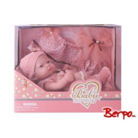 ASKATO 101330 Duża lalka niemowlę