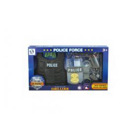 ASKATO 105932 Zestaw Policyjny z kamizelką