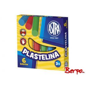 ASTRA plastelina  6 kolorów 83811905