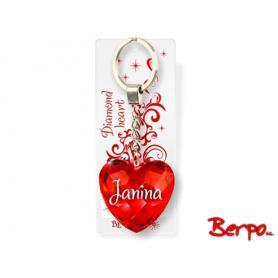 BE HAPPY Diamentowe Serduszko 222560
