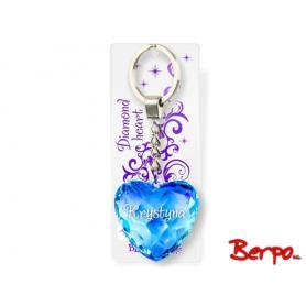 BE HAPPY Diamentowe Serduszko 222669