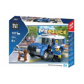 BLOCKI KB0613 MyPolice Auto więźniarka