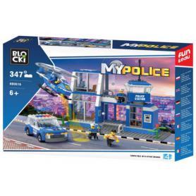 BLOCKI KB0616 MyPolice Duża komenda