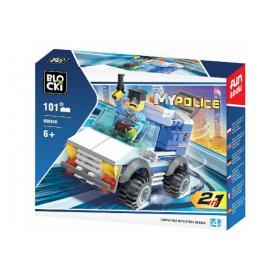 BLOCKI KB0656 MyPolice 2w1