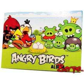 Emax Angry Birds album na naklejki 303979