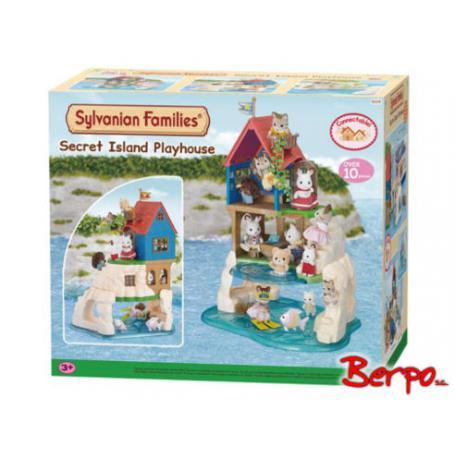 Epoch Sylvanian Families Sekretny domek 5229