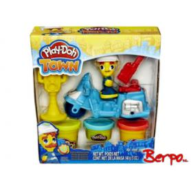 HASBRO Play-Doh Town Motocykl policji B5975