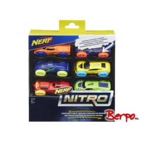 HASBRO C3172 nerf nitro 6-pack