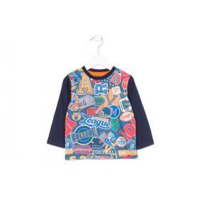 LOSAN 083666 T-Shirt chłopięcy rozmiar 3