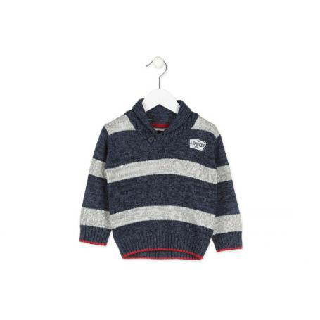 LOSAN 087107 Sweter chłopięcy rozmiar 5