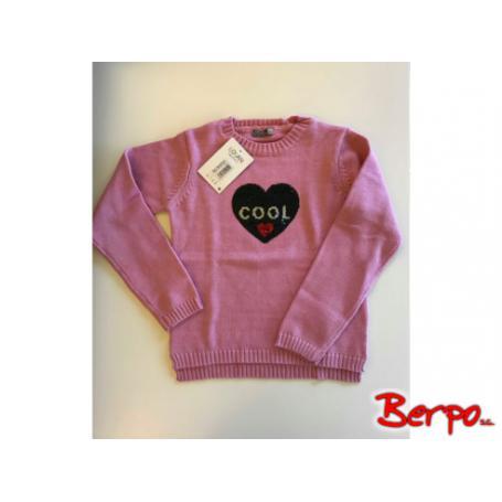 LOSAN 100370 Sweter dziewczęcy rozmiar 4