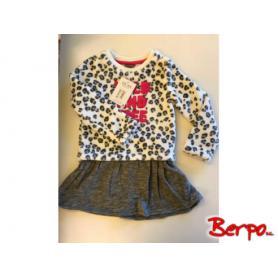 LOSAN 107232 Sukienka w cętki rozmiar 4