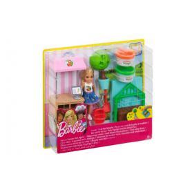 MATTEL FRH75 Barbie Ogródek Chelsea