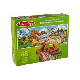 Melissa & Doug 10442 Puzzle podłogowe duże