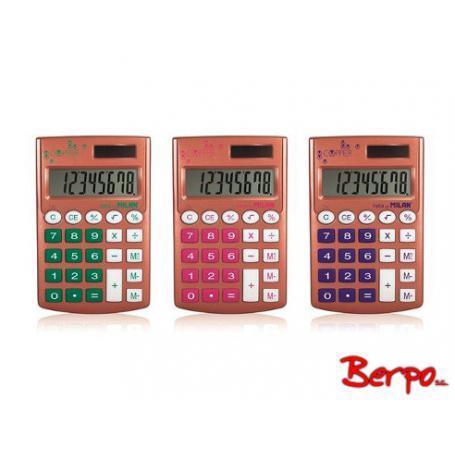 Milan Kalkulator rdzawy  4071624