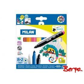 Milan flamastry 8+2 80023