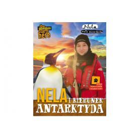 Burda 535596 Nela i kierunek Antarktyda