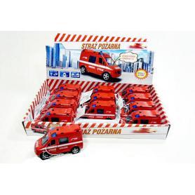 Hipo 011043 Samochód straż