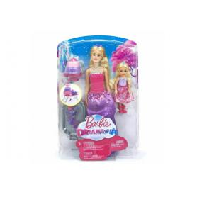 MATTEL FPL88 BARBIE Dreamtopia dwie lalki