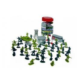 Hipo 008685 Żołnierzyki zestaw militarny