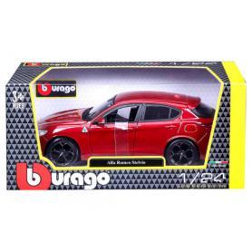 Bburago 210862 Alfa Romeo Stelvio