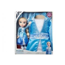 JAKKS 20150 Zestaw Lalka Elsa i sukienka