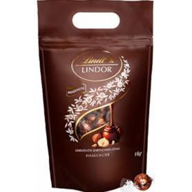 LINDT 901584 Lindor Pralinki orzechowe 1kg