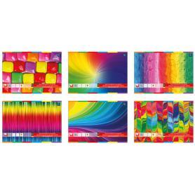 Interdruk blok rysunkowy kolorowy A4 060020