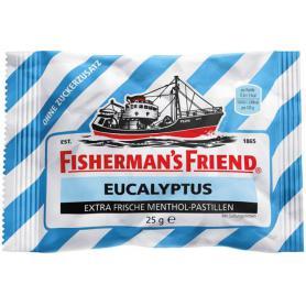 FISHERMAN'S Friend 7260 Cukierki eukaliptusowe