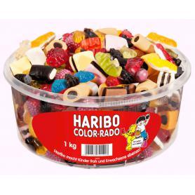 Haribo 721407 żelki Party Box 1kg Color-Rado