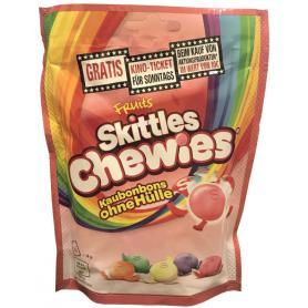 Skittles chewies edycja limitowana 527958